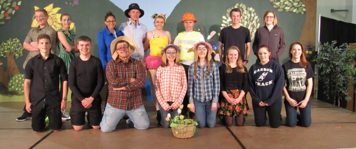 SLHS Theater Program Reaches New Heights