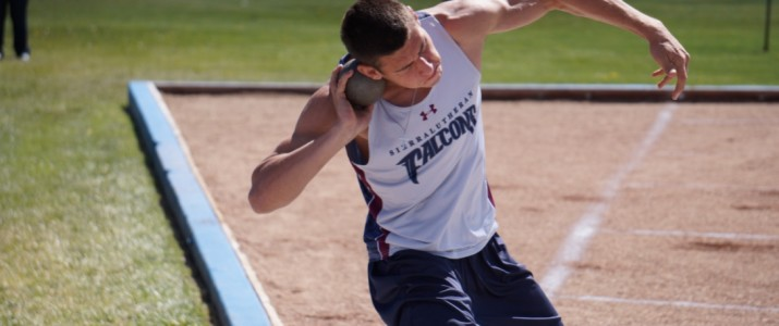 Track & Field Athletes Break School Records; Head to Regionals, State