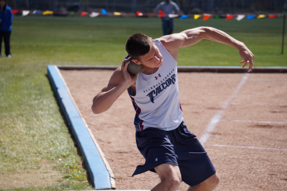 Track & Field Athletes Break School Records