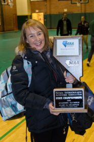 SLHS Wins NIAA Award of Excellence